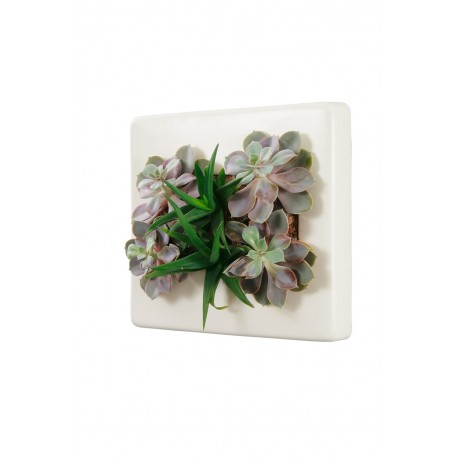 Flower carré