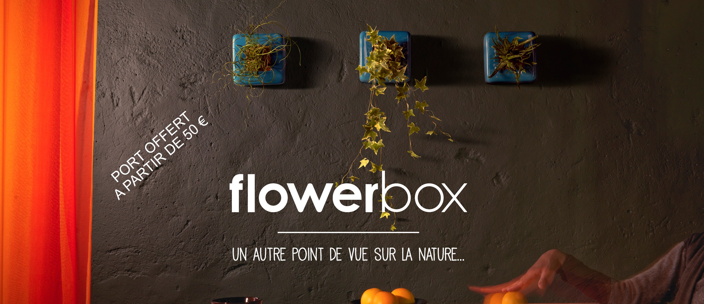 Collection flowerbox